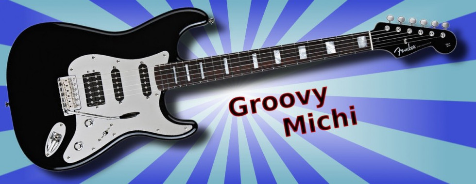 Groovy Michi Banner